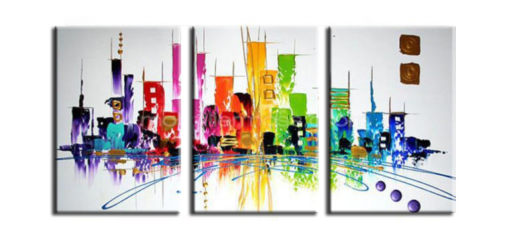 Shopping modern art ontario paint online quebec for Deco murale annee 70