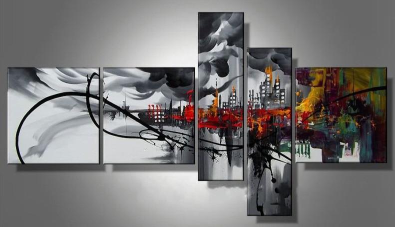 Toile l 109 toiles assemblages tableaux tableau d p t for Tableaux modernes pour salon